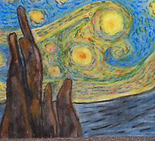 Another Starry Night Two by karen66