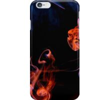 Smoke and Flames iPhone Case/Skin