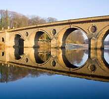 Tweedbridge, Coldstream, Scottish border by Ken McKillop