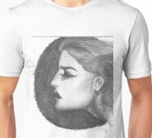 Woman with tentacles Unisex T-Shirt