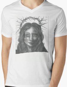 Crown of thorns Mens V-Neck T-Shirt