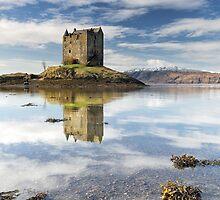 Castle Stalker by Grant Glendinning