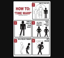 Rocky Horror Picture Show Time Warp T-Shirt