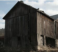Pennsylvania Barn by Brad Staggs