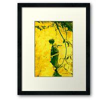 A Walk in the Sun Framed Print