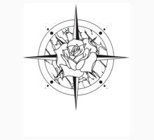 Rose Compass Kids Clothes