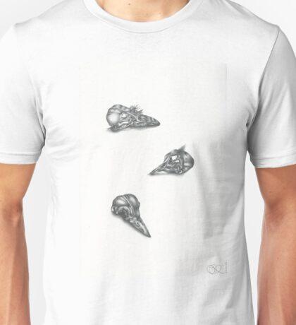 Bird skulls Unisex T-Shirt