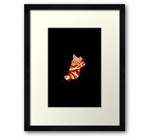 Comfie Framed Print