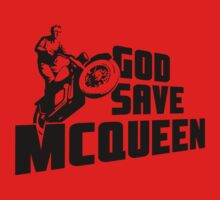 God Save McQueen by dutyfreak
