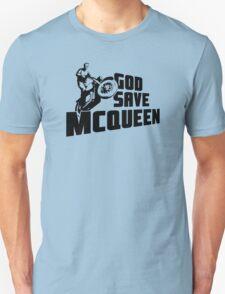 God Save McQueen Unisex T-Shirt