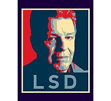 LSD Poster Photographic Print