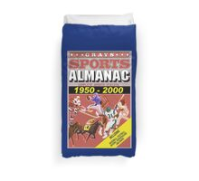 BTTF: Sports Almanac Duvet Cover