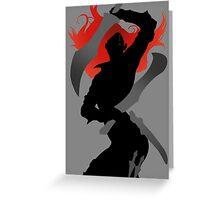 Katarina - League of Legends Greeting Card