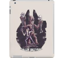 Falcon Brothers iPad Case/Skin