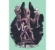 Falcon Brothers Photographic Print