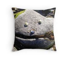 Nature Smiles to Us :) Throw Pillow