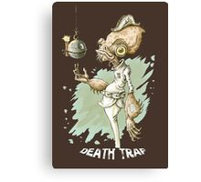 Death Trap Canvas Print