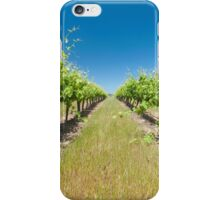 Between The Rows iPhone Case/Skin
