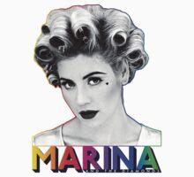 Marina And The Diamonds by studiodopeness