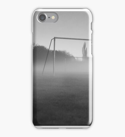 Misty Goals iPhone Case/Skin