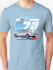 BMW - 3.0 CSL GROUP 2 Unisex T-Shirt