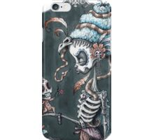 Love and Death iPhone Case/Skin