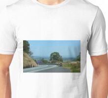 Peachester Range Qld Australia Unisex T-Shirt
