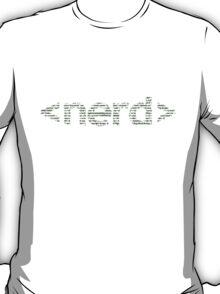 Nerds of the world unite! T-Shirt