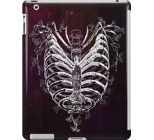 Ribcage Heart iPad Case/Skin