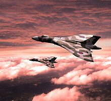 Vulcan Formation  by J Biggadike