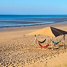 Low tide at Eco Beach, Western Australia by Renee Hubbard Fine Art Photography