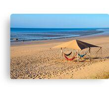 Low tide at Eco Beach, Western Australia Canvas Print