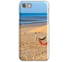 Low tide at Eco Beach, Western Australia iPhone Case/Skin