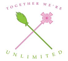 Together We're Unlimited Photographic Print