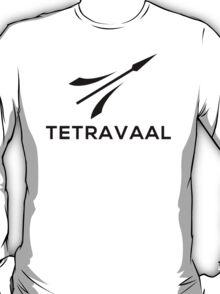 Chappie - TetraVaal logo T-Shirt