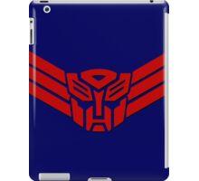 Transformers Autobot Logo iPad Case/Skin
