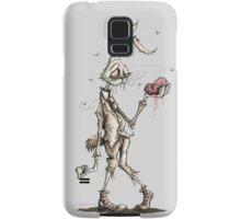 Bugs Zombunny (Sepia) Samsung Galaxy Case/Skin