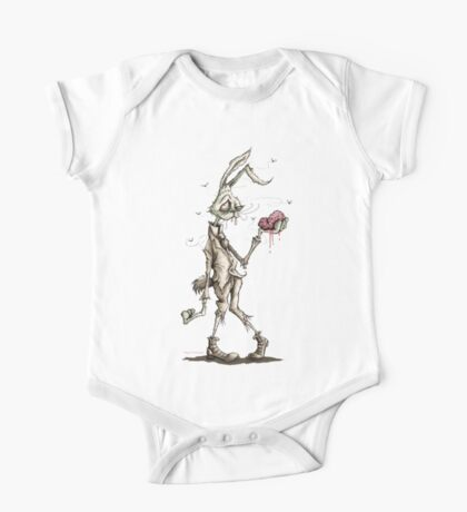 Bugs Zombunny (Sepia) One Piece - Short Sleeve