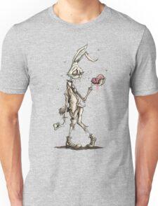 Bugs Zombunny (Sepia) Unisex T-Shirt