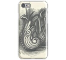 Detailed Spiral iPhone Case/Skin