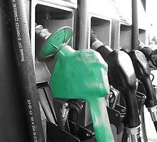 Green Gas...Environmentally Friendly by whittie011