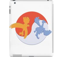 Lugia /  Ho-Oh iPad Case/Skin