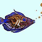 Mechanical Fish by karolina