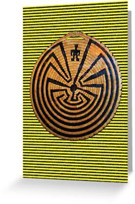 Indigenous Maze by DAdeSimone