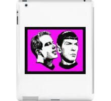 Boldly Go! iPad Case/Skin