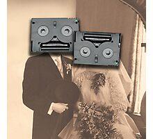 A match (dvd) Photographic Print