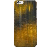 Golden Reflections iPhone Case/Skin