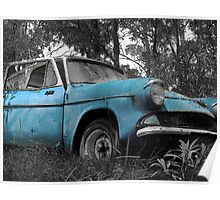 Ford Anglia Poster