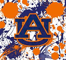 Go Auburn! by Lindsey Reese