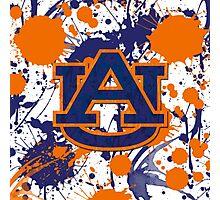 Go Auburn! Photographic Print